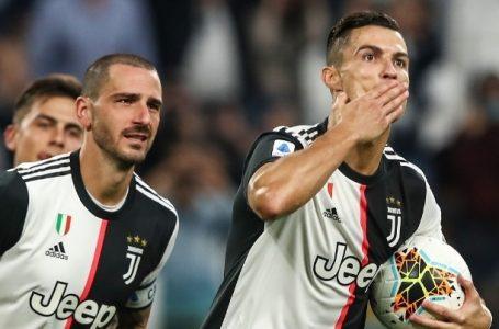 Italie : après Chiellini, Bonucci s'en prend à Cristiano Ronaldo et avoue que la Juve se sent mieux sans lui