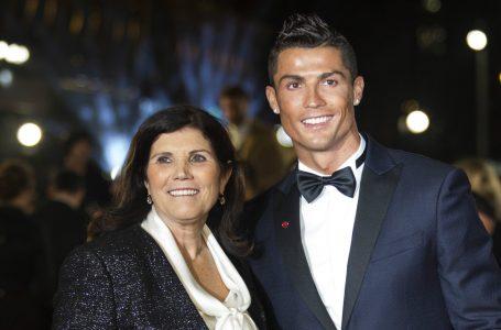 Portugal : la mère de Cristiano Ronaldo hospitalisée en urgence ce jour après un AVC