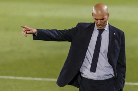 Real Madrid Zidane toujours ouvert à un départ ?