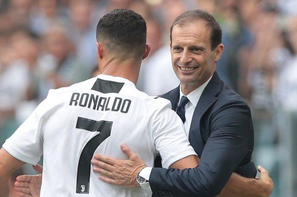 Juventus : la discussion entre Allegri et Cristiano Ronaldo qui a tout changé pour son avenir