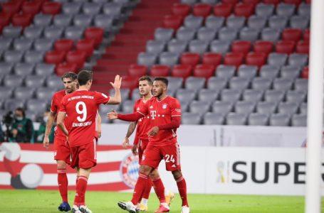 Allemagne : intraitable, le Bayern Munich remporte la Super Coupe et s'offre un quintuplé
