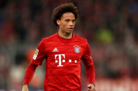 Bayern Munich : Leroy Sané de nouveau blessé au genou