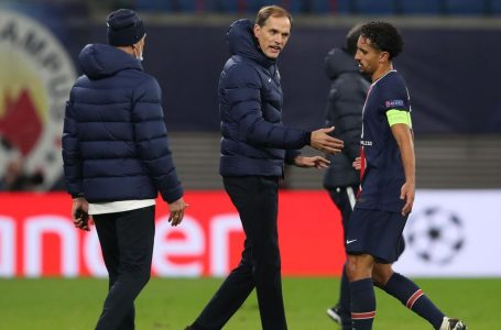 PSG : staff technique et vestiaire divisés à cause de la dernière défaite en C1