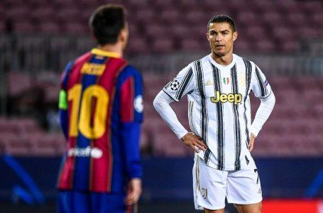 Juventus : la réponse de Cristiano Ronaldo quand on lui a dit que Messi est le meilleur