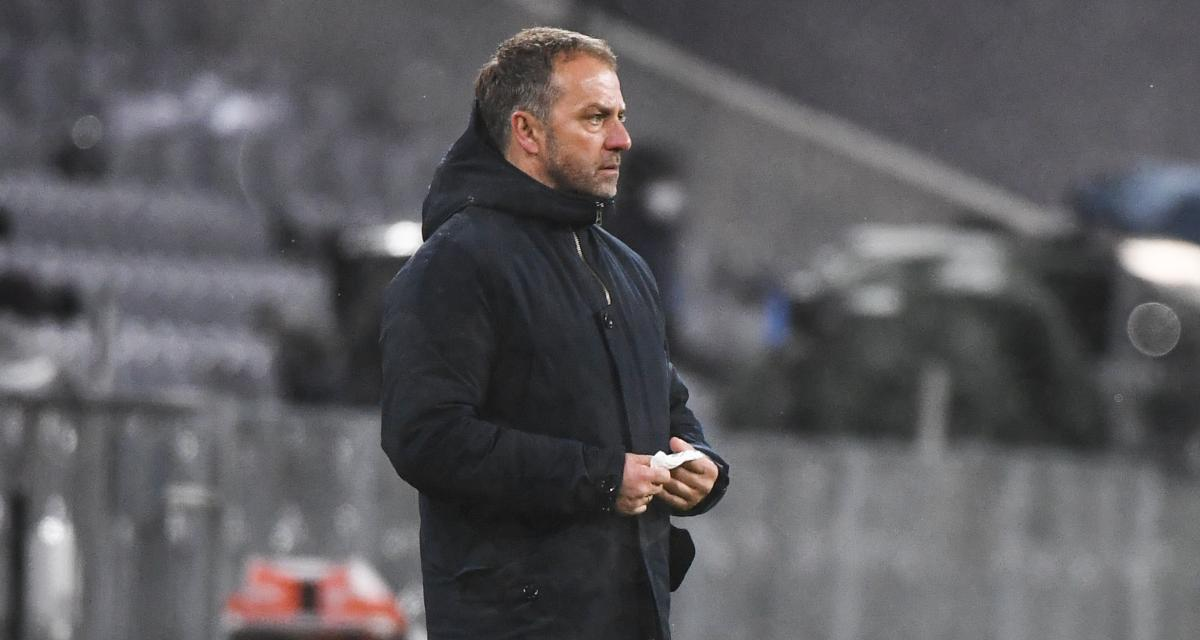 bayern flick met 9 joueurs au repos ce week end pour revenir frais en ligue des champions