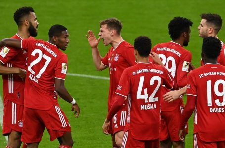 Bundesliga: le Bayern Champion pour la 31e fois de son histoire, la 9e fois consécutive