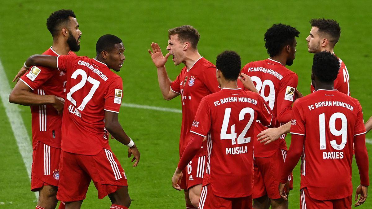 bundesliga le bayern champion pour la 31e fois de son histoire la 9e consecutive