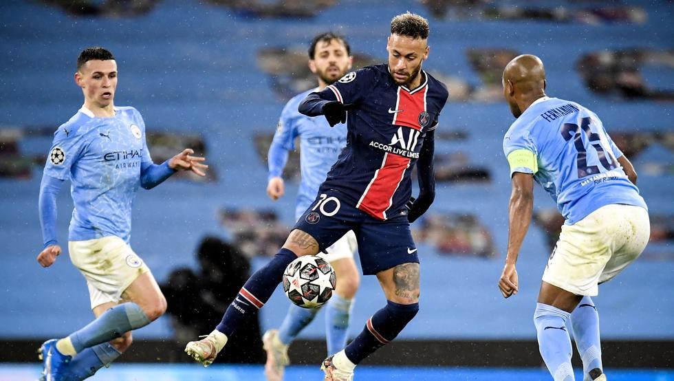 Manchester City-PSG : les critiques de la presse française envers Neymar