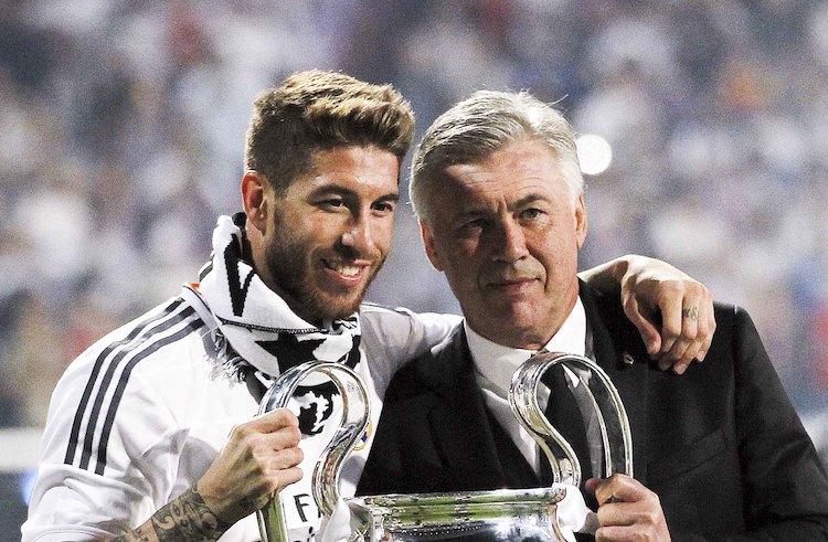 Real Madrid : l'appel de désespoir de Sergio Ramos à Carlo Ancelotti