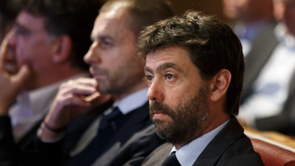 Super Ligue : choqué par les sorties du président de l'UEFA, Agnelli tacle Ceferin et défend le projet