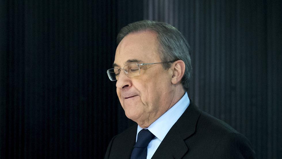 Real Madrid le plan colossal de Florentino Pérez pour l'été 2022 mis en danger