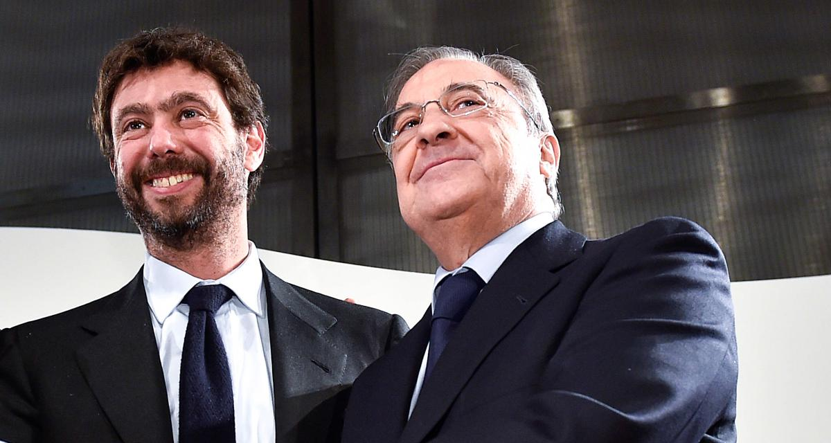 Mercato : encore un échec pour Pérez devancé par Agnelli dans le dossier d'une révélation de l'Euro2020