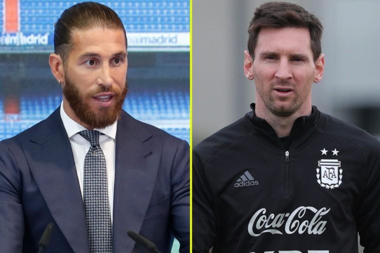 PSG : Sergio Ramos fait l'éloge de Lionel Messi « l'un des footballeurs les plus décisifs de la planète »