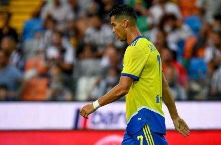 Juventus : après le vice-président, Allegri essaie d'éteindre la polémique Cristiano « Ronaldo m'a dit qu'il restait »