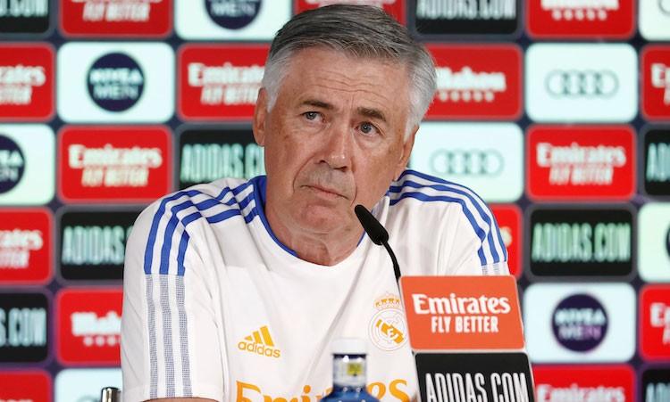 Ancelotti en conférence de presse : « Valence joue très bien, c'est un match qui va exiger beaucoup de nous »
