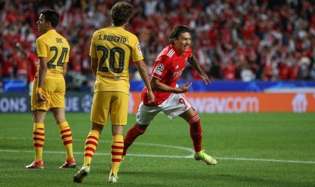 LDC le Barça humilié par le Benfica, Chelsea battu par la Juve, le Bayern écrase le Dynamo et Ronaldo sauve Man Utd
