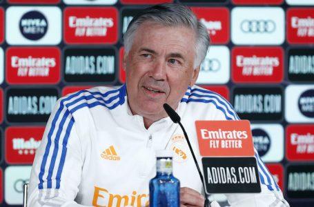 Ancelotti avant le Clasico : « Je n'ai jamais gagné au Camp Nou, il est temps de le faire, même si ce n'est pas facile »