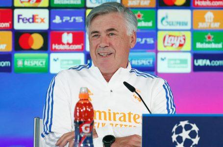Ancelotti avant le Shakhtar : « L'équipe est prête et fera le nécessaire pour gagner »