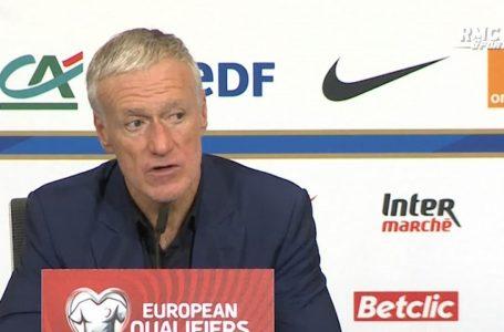 France-Finlande : la réaction de Didier Deschamps après sa victoire convaincante