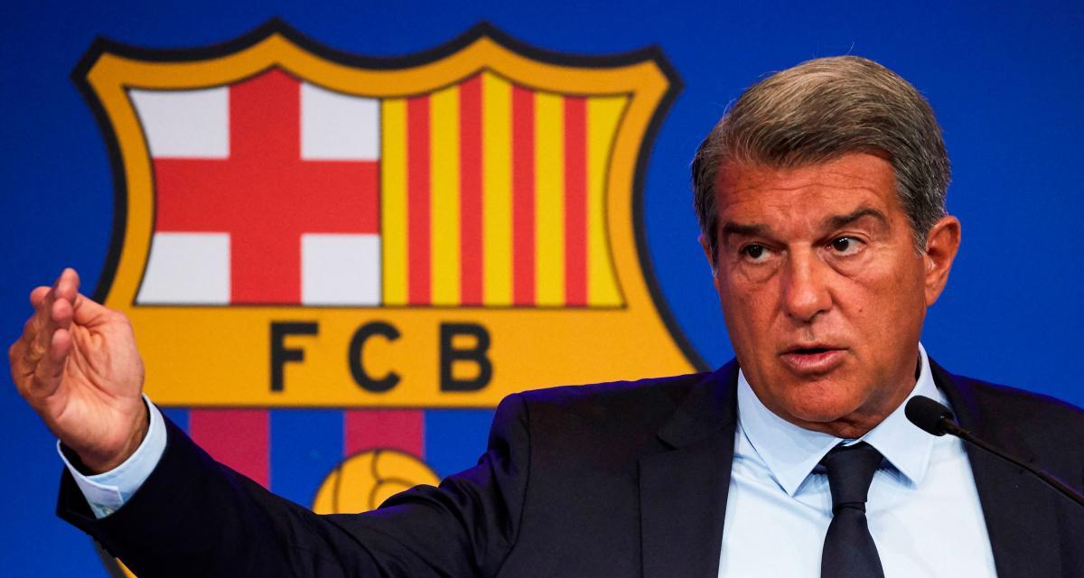 Barça : Joan Laporta veut boucler trois dossiers brûlants