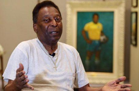 Brésil : Pelé en soins intensifs après l'opération de sa tumeur