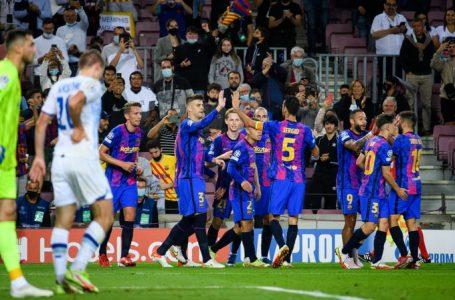 UCL : le Barça obtient sa première victoire face à Kiev et lance enfin sa compétition