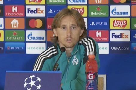 Ballon d'or 2021 : Luka Modric donne son favori